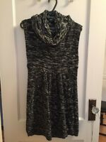 Fall dress from Samuel and Co.  Fredericton New Brunswick Preview
