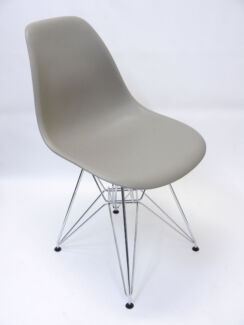 dining chair cafe retro dsr chairs new chrome melbourne cbd melbourne