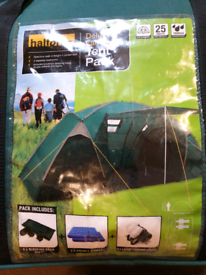 Halfords family tent