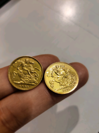 GOLD COINS BEST PRICE PAID COLLECTOR SOVERIEGNS