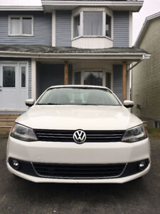2011 Volkswagen Jetta Sedan low km