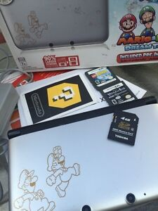 3ds XL and accessories