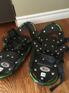 Kids high end snow shoes!