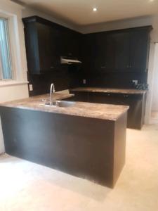 Armoires de cuisine / kitchen cabinet