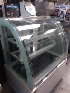 Refrigerated Showcase - Commercial Food Equipment Sale