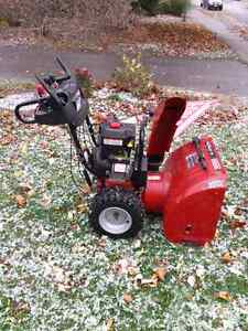 Snowblower must go craftsmen 27in Kawartha Lakes Peterborough Area image 3