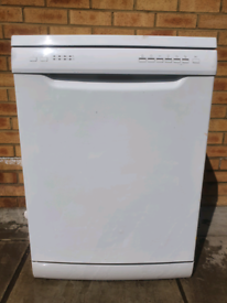 whirlpool Dishwasher white delivered and installed today
