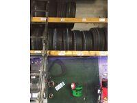 Part worn tyres 01942 665117