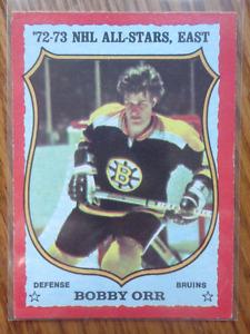 Vintage Hockey Superstars ! Orr Lemieux Yzerman Gretzky