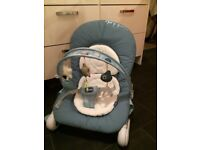 Baby bouncer chair- chicco