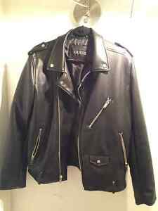 GUESS Biker Jacket for Men Brand New, NEVER Worn Size L