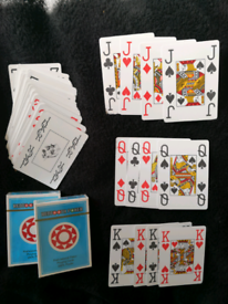 (SOLD)Professional Plastic Poker Cards