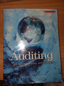 Auditing: An International Approach - 7th Edition