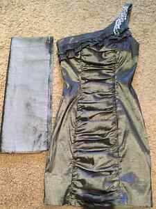 Holiday Dress with scarf Kitchener / Waterloo Kitchener Area image 1