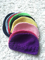 Newborn photography props - Hats in assorted colours