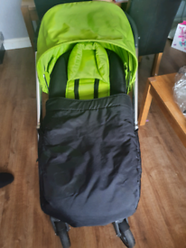 Oyster stroller,excellent clean condition!! Still available