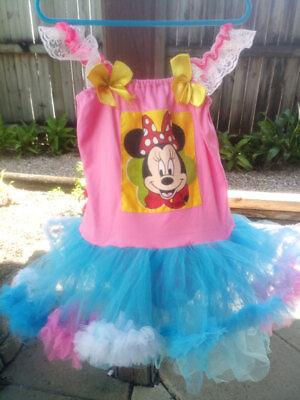 - Mickey Mouse Tutu