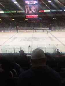 ***SOLD**. Ice caps tonight - $30 for 2 tickets! St. John's Newfoundland image 1