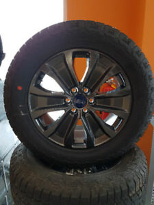 Set of four(4) 20 in. F150 rims/Hankook Dynapro ATM275/55R20
