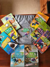 Jack Stalwart 8 Book Collection