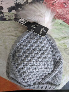 Assorted Winter hats, hand-made + wool