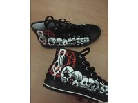 Custom Slipknot Shoes