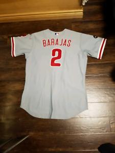 Authentic baseball jerseys