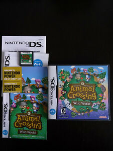 Animal Crossing Wild World - Complet