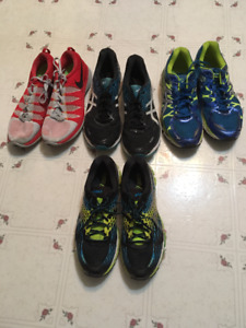 Mens Running Sneakers
