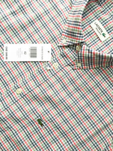 Chemise homme — LACOSTE® / CH9879 (exclusif)