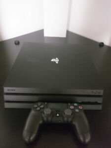 PS4 Pro w/ Red Dead Redemption, Just Cause 4, and Battlefield 1