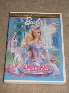 Barbie Swan Lake / Barbie Du Lac Des Cygnes (Bilingual) [DVD]
