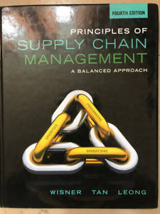 Principles of Supply Chain Management 4th Ed