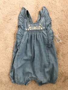 Baby Girl Clothes - EUC or New
