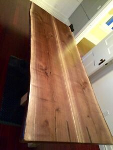 Rustic custom tables, benches, cabinets, barndoors Cambridge Kitchener Area image 5