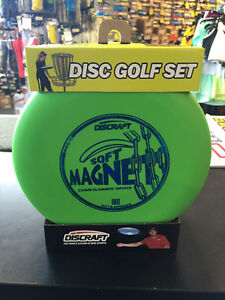 Brand New Disccraft Disc Golf Set  Various colours available