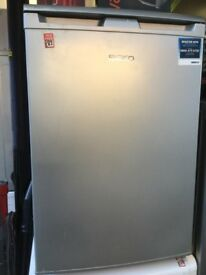 Beko Silver under counter freezer