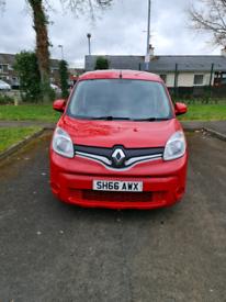 2016 Renault. Kangoo van. No vat