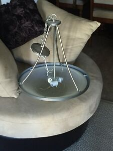 Hanging Light Fixture. Need Gone Strathcona County Edmonton Area image 2