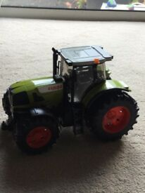 Claas Toy Tractor £10