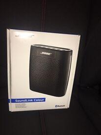 BOSE SOUNDLINK Black Speaker