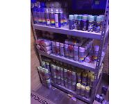 Spray Paint Job Lot Wholesale Clearance Bankrupt Stock Car Spray Paint