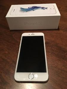 IPhone 6S blanc/argent 16G déverrouillé