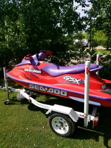 2000 GSX seadoo forsale mint condition inside and out $5500 obo