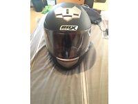 Box Motor bike helmet