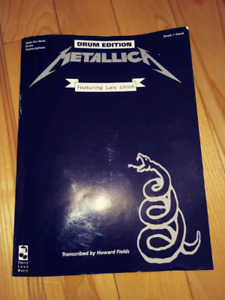 Partitions Metallica