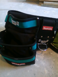 Brand new makita carpenters belt $60 obo
