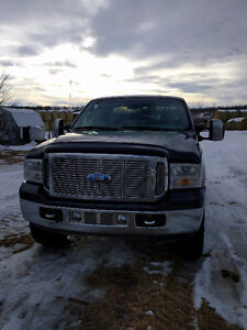 2006 Ford F-250 Lariat Supercab Truck