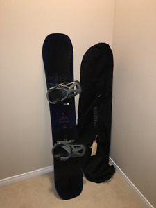 2017 Burton process limited snowboard 159cm (without binding)
