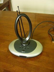 Indoor FM/TV antenna